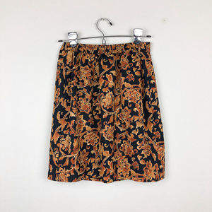 Coldwater Creek Skirts - Coldwater Creek Floral Print Wrap Skirt